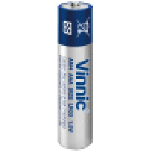 01 Vinnic Alkaline AAA battery
