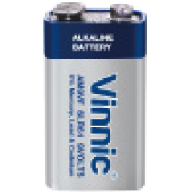 05 Vinnic Alkaline 9V battery